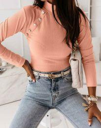 Блуза - код 5690 - праска
