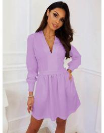 Фустан - код 089 - светло виолетова