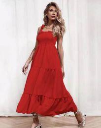 Фустан - код 1729 - црвена