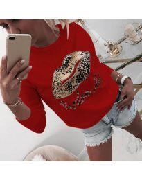 Блуза - код 975 - црвена