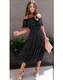 Фустан - код 699 - црна
