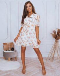 Фустан - код 4082 - 5 - шарено