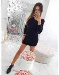 Фустан - код 689 - црна