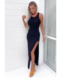 Фустан - код 11966 - црна
