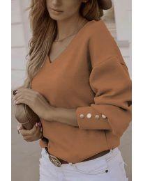 Блуза - код 812 - праска