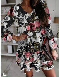 Фустан - код 105 - црна