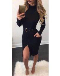 Фустан - код 2053 - 2 - црна