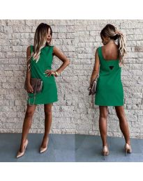 Фустан - код 1156 - зелена