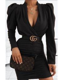 Фустан - код 953 - црна