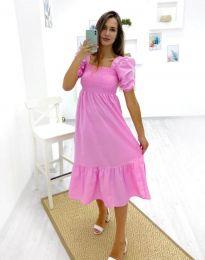 Фустан - код 3283 - 1 - розова