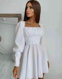 Фустан - код 8150 - бела