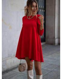Фустан - код 371 - црвена