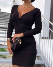 Фустан - код 12065 - црна