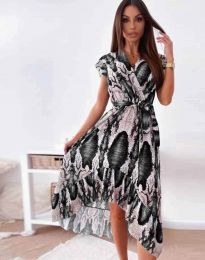 Фустан - код 4404 - 1 - шарена