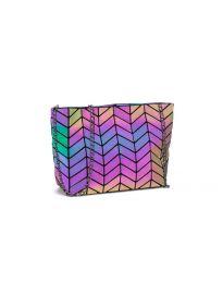 Дамска чанта с атрактивен дизайн с 3D холографен ефект - код B9-801 - 5