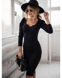 Фустан - код 11548 - црна