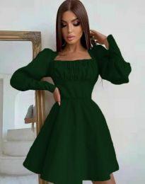 Фустан - код 8150 - зелена