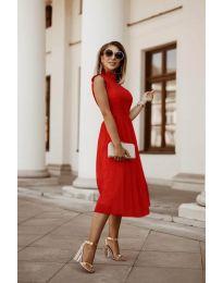 Фустан - код 8090 - црвена