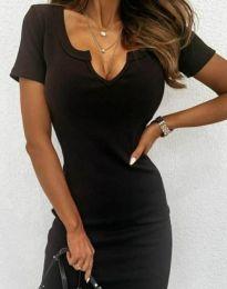 Фустан - код 2202 - 1 - црна
