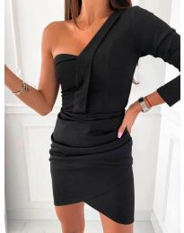 Фустан - код 2079 - црна