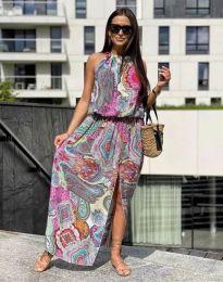 Фустан - код 2674 - шарено