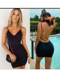 Фустан - код 3948 - црна