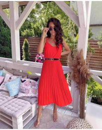 Фустан - код 746 - црвена