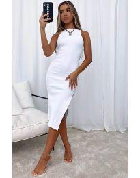 Фустан - код 11939 - бела