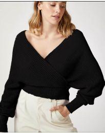 Блуза - код 0500 - црна