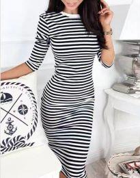 Фустан - код 4081 - црна