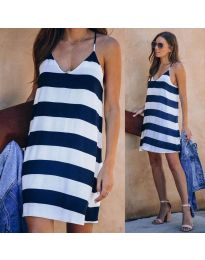 Фустан - код 1047 - црна