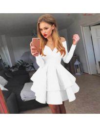 Фустан - код 228 - бело