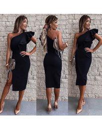 Фустан - код 745 - црна