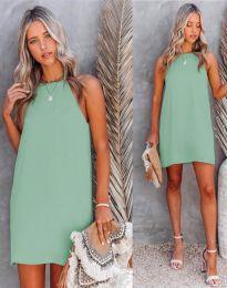 Фустан - код 2169 - зелена