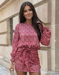 Фустан - код 0361 - шарена