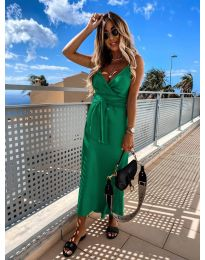 Фустан - код 547 - зелена