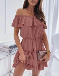 Фустан - код 6777 - розова