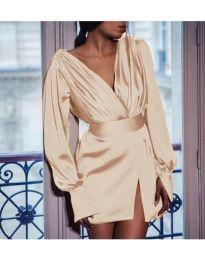 Фустан - код 492 - кремова