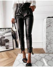 Панталони - код 2090 - црна