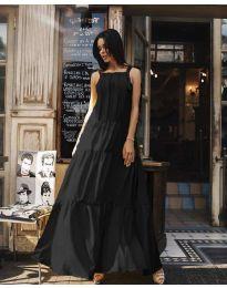 Фустан - код 1105 - црна