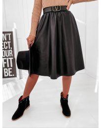 Сукња - код 6767 - црна