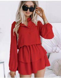 Фустан - код 4093 - црвена