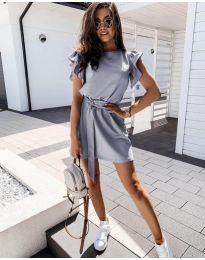 Фустан - код 0071 - сиво