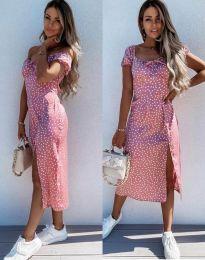 Фустан - код 2127 - розова