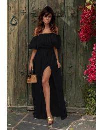 Фустан - код 3336 - црна