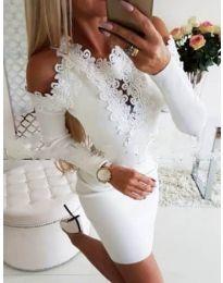 Фустан - код 568 - бела