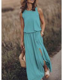 Фустан - код 640 - тиркизна