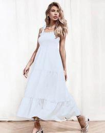 Фустан - код 1729 - бело