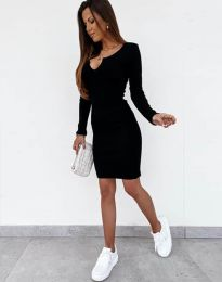 Фустан - код 11664 - црна