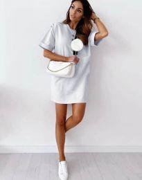 Фустан - код 2231 - бела
